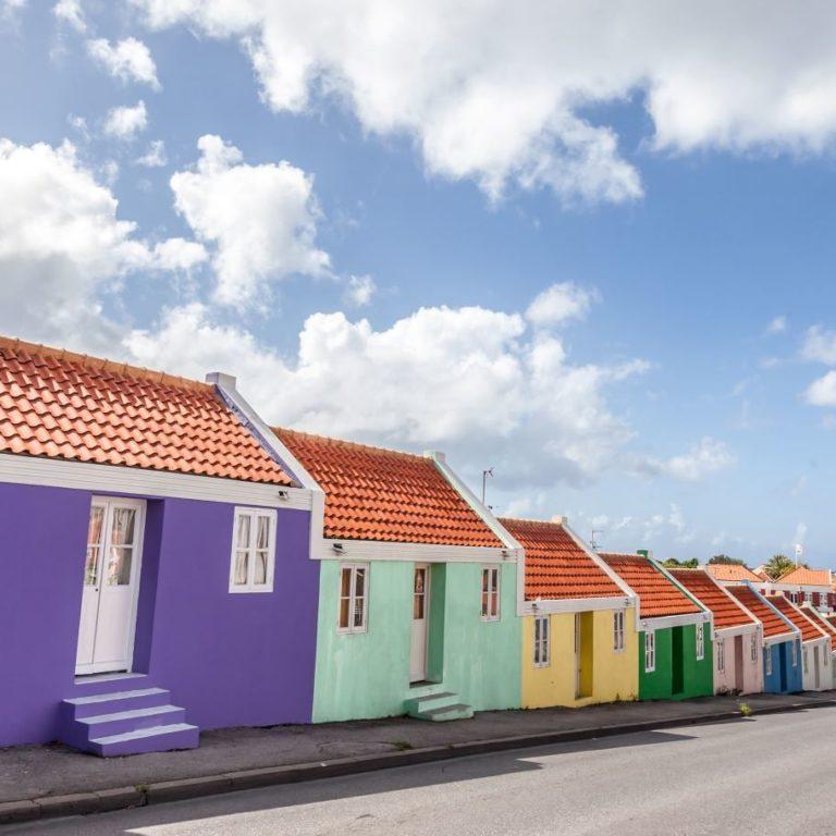Curacao Slave houses