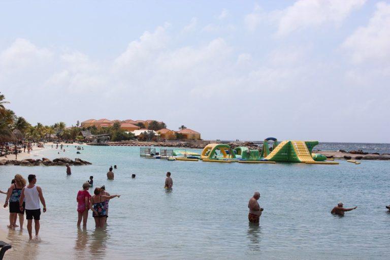 Mambo Beach Kids play ground