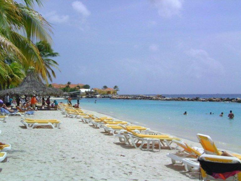 Curacao Mambo beach view