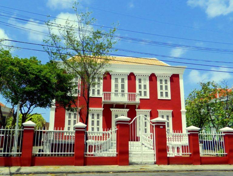 Curacao Jewish Building