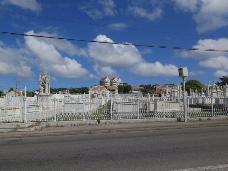Jewish Cemetery Curacao